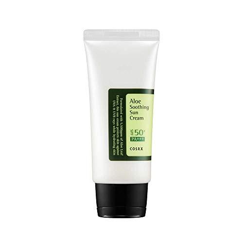 COSRX Aloe Soothing Sun Cream SPF50 PA+++, 50ml