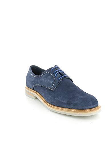 Para Turquesa De Azul Zapatos Cordones Nicola Hombre Benson Ixw4Eq0