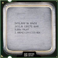 Intel Core 2 Quad Q9650 Processor 3.0 GHz 12 MB Cache for sale  Delivered anywhere in USA