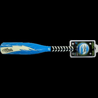 Nite Brite Soft Touch Bat and Ball (Glow In The Dark Horseshoes)