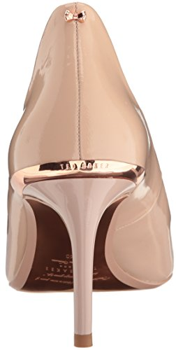 Vyixin PATL Nude Nude Women's Baker Patent Ted AF Pump pE4Za