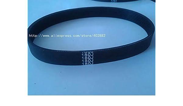 Ochoos 180J5 5PJ457 - Cinturón para lavadora (457 mm, tipo J ...
