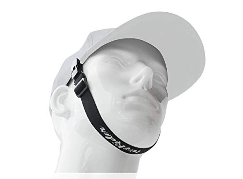 Wetrider Stretchee Cap Strap. Cap Retainer for Boating, Sailing and Watersports