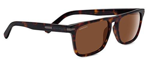 Polarized Jewelry Drivers (Serengeti 8159 Carlo Sunglasses, Dark Havana Frame, Polarized Drivers Lens)