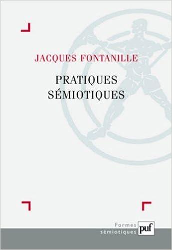 Livre Pratiques sémiotiques pdf, epub ebook