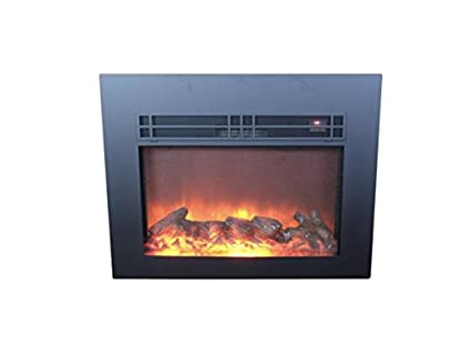 Amazon Com Y Decor In2400 Decor True Flame Electric Fireplace