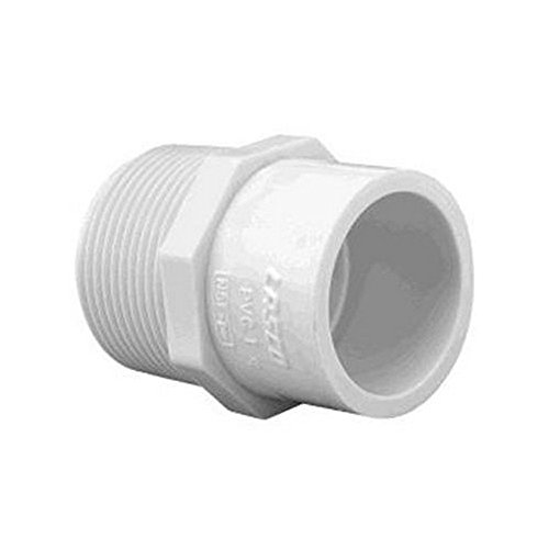 Schedule 40 MPT x Slip Reducing Male Adapter