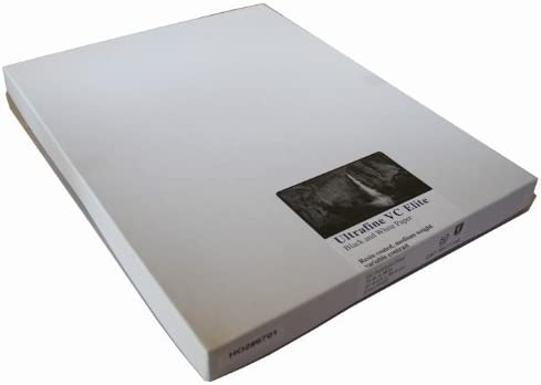 Ultrafine VC Elite Glossy Variable Contrast RC Paper 11 x 14//50 Sheets