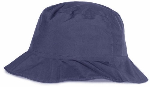 Forrester's ProTech Waterproof Men's Rain Hat - Navy (One Size Fits Most)