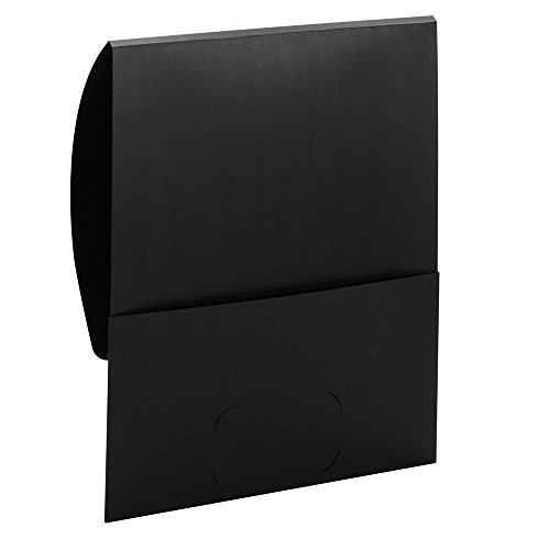 UPC 086486879484, Smead Organized Up Stackit File Folder, One Pocket, Letter Size, Linen Stock, Black, 5 per Pack (87948)