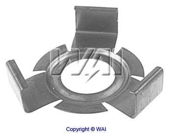 Chrysler Bearings (D.E. Bearing|Chrysler Round Back & Square Back ER/IF Alternators)