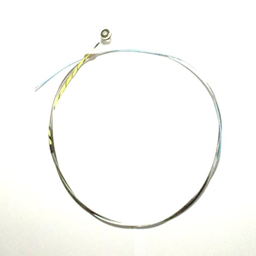 Generic 3rd A Single Double Bass Strings Rope Steel Nickel 3/4 by Generic (Image #1)