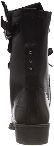 Rangers Bottes 002 2 Tozzi Femme 002 Marco 25209 Antic Black 2 Premio 31 Noir q8x0Cf