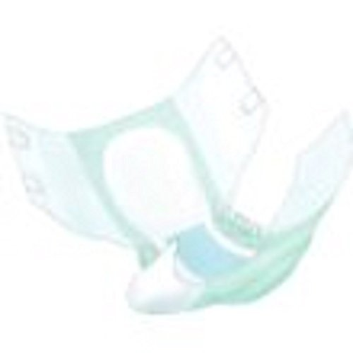 Covidien (Kendall) 63064 Wings Hook and Loop Adult Briefs-Lg-72/Case