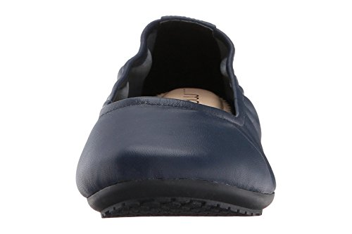 Sheep Flat Too Me Nappa Women's Janell Navy 74xqP