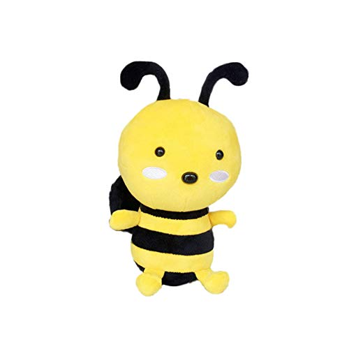 Kawaii Stuffed Plush Toy bee Cute Animal Doll Soft bee Toys for Children Kids appease Toys Home Decor