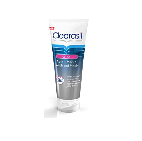 Price comparison product image Clearasil Ultra Acne + Marks Wash and Mask: 6.78 OZ