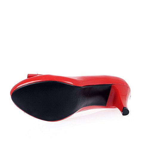 Inconnu 1To9 Escarpins Pour Femme Rouge Red, 36 EU, MMS02023