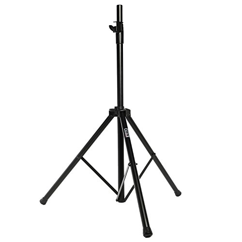LyxPro SKS-50 Air-Lift Speaker Stand 6 feet Adjustable Height Tripod Airlift Technology Speaker Stand Auto Lift Raising Speaker Stand for Easy Hoisting by LyxPro