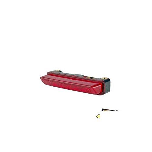 TUNR Fuoco Ar universale tun R Fissaggio Verticale Rosso a LED Beta RR//TZR/ /omologo ce