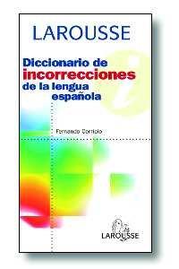 Download Diccionario de incorrecciones de la lengua espanola / Spanish language improprieties Dictionary (Spanish Edition) pdf
