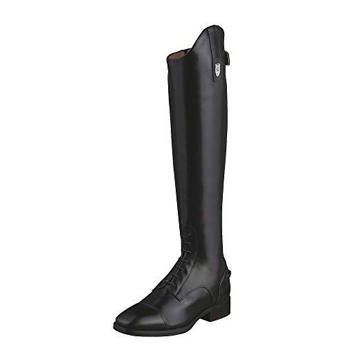 ARIAT Women's Monaco Field Boot Zip Black Calf 5.5 WM ()