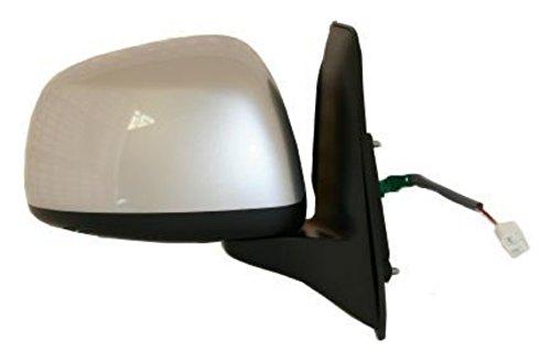 Side Mirror Convex Primed RIGHT Fits NISSAN Pixo Hatchback SUZUKI Alto 2009