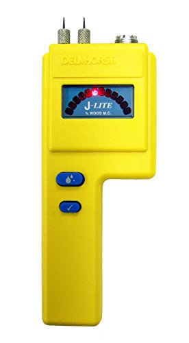 Delmhorst J-LITEW/CS J-Lite Moisture Meter with Carrying Case