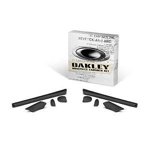 Oakley Half Jacket Mens Earsock Kit Sunglass Accessories - Black / One Size
