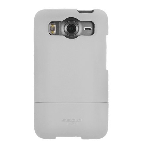- Seidio SURFACE Case for HTC Inspire 4G/Desire HD - 1 Pack - Retail Packaging - Pearl White