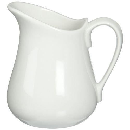 - Bia Cordon Bleu Inc Bia Cordon Bleu Inc 900145 16 Oz White Porcelain Pitcher, White