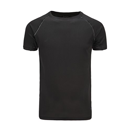 Men's Mesh Shirt Short Sleeve Tee Quick Dry Athletic T-Shirts Tees Tops breathable soft beefy t shirts (M, (Racing Big And Tall T-shirt)