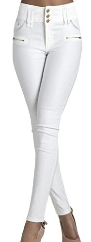 Generic Womens Leather Waisted Leggings