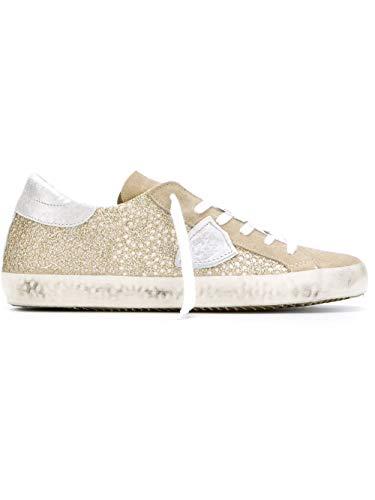 CLLDGP01 Cuir Or Philippe Femme Model Baskets 4pEEwgq