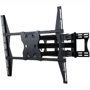 Amazon Com Extra Long Arm Dual Arm Articulating Tv Wall Mount For