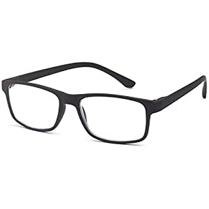 TRUST OPTICS Tri-Focal 3 Power Progressive Multifocal Multiple Focus Readers Glasses for Presbyopia Reading and Near Distance Viewing - With 2.50x Magnification