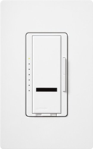 600 Spacer (Lutron Dimmer Switch, 600W 1Location Spacer Dimmer w/ IR Receiver)