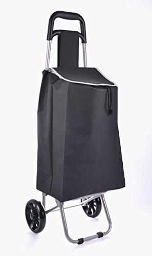 Maximum Einkaufstrolleys - Shopping Trolly Bring-A (walKfun WF-ST-a Bring-A Schwarz-Tulpe) Walkfun Wf-st-a Bring-a Schwarz