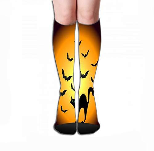 YILINGER Compression Socks for Women & Men Best for Running, Athletic Sports, Crossfit, Flight Travel 19.7