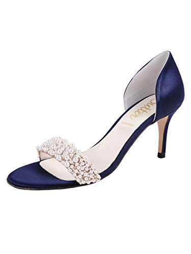 Butter Zapatos Mujeres Cappy Pump Navy