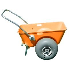 2. Heavy-Duty Wheeleez Beach Cart