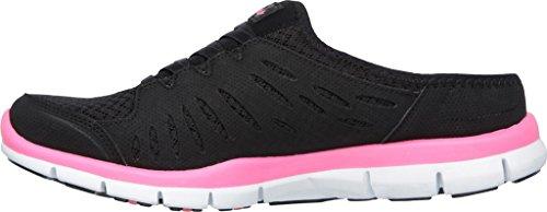 No Women's White Sneaker Women's Gratis Skechers Black Limits Black Fashion Sport Inpaqwx