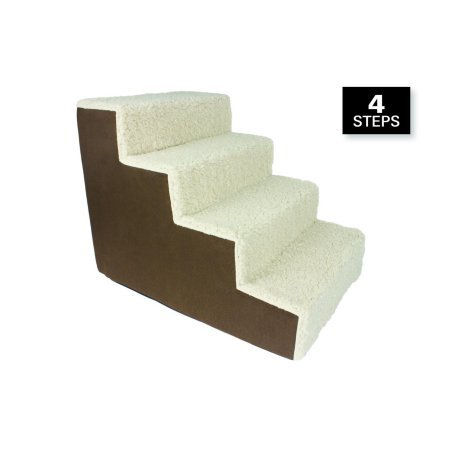 4 Step Portable Pet Stairs by Home Base by Home Base