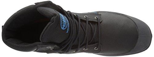 PalladiumPampa Sport Cuff WPS - botas y botines de tacón bajo Unisex adulto Negro