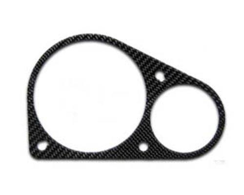 jollify carbone Carbone Compteur Fa/çade Cover pour Kawasaki ZX7R Ninja zx750p 1996 2001/jcc080b