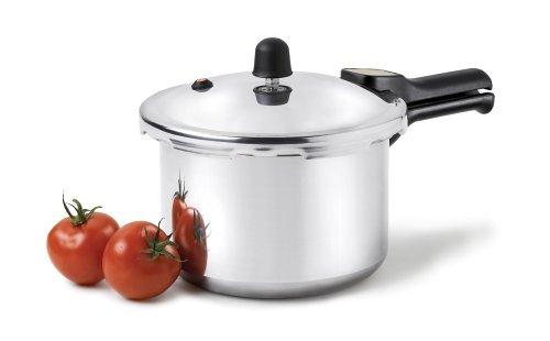 Mirro Aluminum 4.2-Quart Pressure Cooker by Mirro