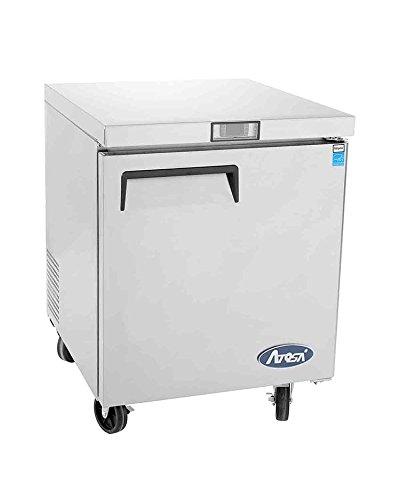 Atosa MGF8401 27 Undercounter Refrigerator