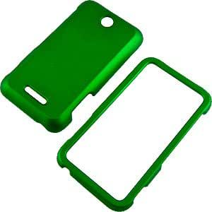 Green Rubberized Protector Case for ZTE Score X500