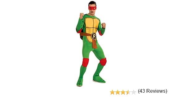 AEC Aptafêtes – CS987250 – Disfraz Raphael TMNT Ninja clásico Size ...