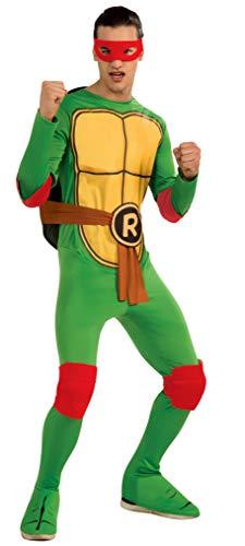 Rubies I-887250XL - Disfraz de tortuga ninja, hombre